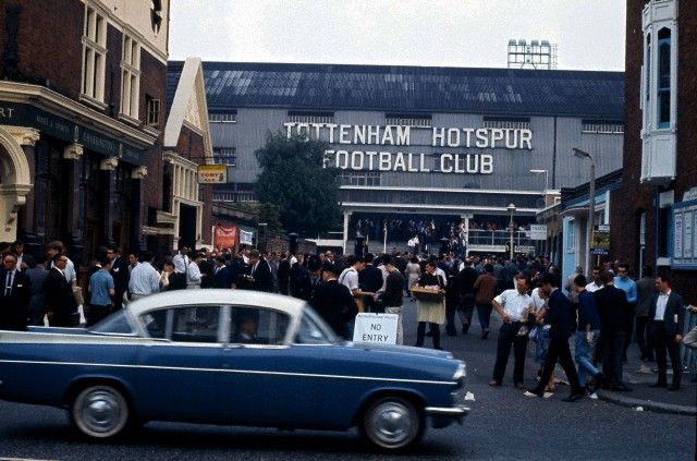 White Hart Lane 1964